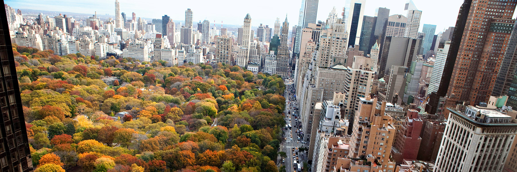 NEW YORK: autunno in Central Park