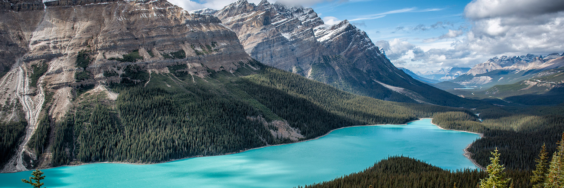 CANADA: Peyto Lake in Banff